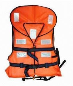 China Custom Safety Marine Life Saving Equipment Inflatable Life Jacket on sale