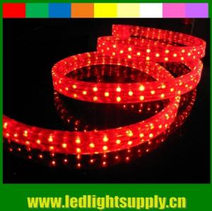 China 4 wire 108leds flat led rope lights for indoor outdoor Disco Bar on sale