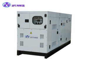 Quality 3 Phase 4 Wire 50Hz Diesel Power Generator Set with Stamford Alternator for sale