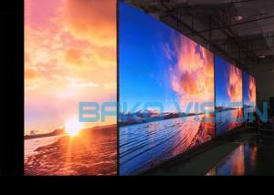China Super Slim Indoor LED Display 2880Hz Refresh 4K Video Wall Advertising Board on sale