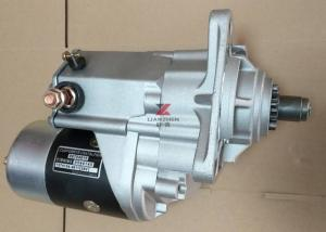 China 1-81100-141-1 High Quality Excavator Starter Motor 6BG1 Excavator Replacement Parts For Digger on sale