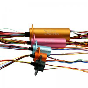China Anti-Friction Capsule Slip Ring with High Performance and 240V Volatge for Precise Electronics on sale
