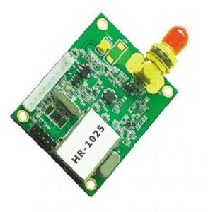 China Wireless RF Transceiver Module TTL/RS-232/RS-485 interface RF Module HR-1025 on sale