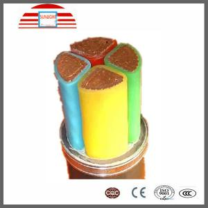 China Multi-core PVC Insulated Cable Copper Wire 3 Phase For Tunnel, Pipeline on sale