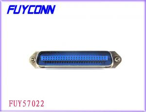 China 36 Way DIP Connector, Male Centronic PCB Right Angle Printer Connector on sale