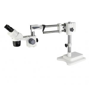 China XTL24B2 20X&40X Long arm boom stand stereo microscope/Watchmaker/ Jeweler/engraver/ dies-mak Inspection Mikroskop on sale