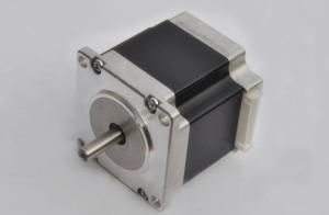 China 3 wire and nema 23 4 Phase High Speed Stepper Motor, 1.2 degree 57BYG and 36V Integrated ac step motor on sale