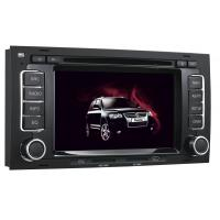 China Digital 3G Bluetooth VW DVD GPS NAVIGATION VWT-766GD with Tomtom / IGO GPS Software on sale
