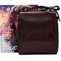 new fashion cowhide leather man bag messenger bag