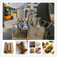 China tops sales high quality egg roll making machine on sale