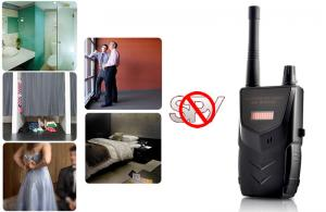 China Cellphone  Signal Detector 800-1000MHz 1800-2000mHz up tp 40 meters anti tapping on sale