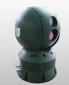 China 50mK Thermal Surveillance System With 10km Border Security Aluminum Alloy Housing on sale