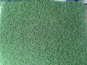 China PE Artificial Grass Landscaping For Sports , School , Playground on sale
