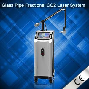 China Fractional CO2 Laser Wrinkle Removal/CO2 Fractional Laser Machine With Newest Technolog on sale