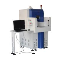Low Noise 20w Fiber Laser Marking Machine For Computer Mouse And Keyboard