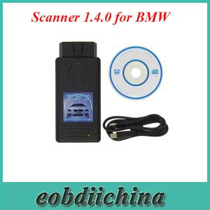 China Scanner 1.4.0 for BMW can do determination of chassis, model, engine, gearbox and complete set on sale