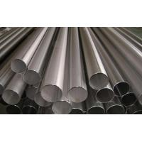 Annealed Seamless Stainless Steel Pipe , 316L Stainless Steel Tubing Seamless