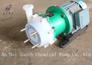 China CQB single stage single suction  Magnetic drive pump without seal less chemical pump on sale
