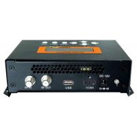 Hotel TV HDMI+CVBS to DVB-T H.264 Encoder Modulator HDMI Modulator (Smart-Version) Support USB Player and Recorder