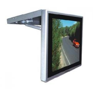 China 17 Inch Video PAL / NTSC Bus TV Monitors , 3G wifi Network Digital Signage on sale