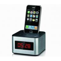 Protable iphone/Ipod/Ipad speaker with USB SD card slot and red led display model 3011