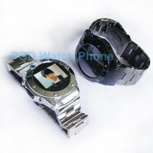 China Hand - Written Comer GSM Wrist Watch Cell Phones with Video, Voice Recording on sale