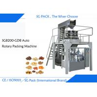 Pre Made Zipper Pouch Packing Machine Unit Line SGB GD Series CE Certified
