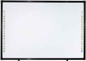 China 78 Inches infrared interactive whiteboard / digital interactive whiteboard for military on sale