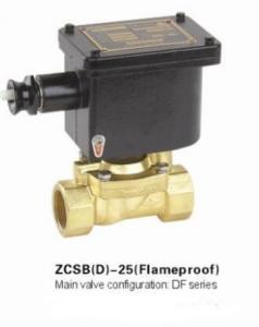 China Brass Explosion Proof Solenoid Valve on sale