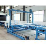 Esponja automática del poliuretano que hace la máquina con el inversor de Siemens