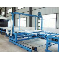 China Automatic Polyurethane Sponge Making Machine Line With Siemens Inverter on sale