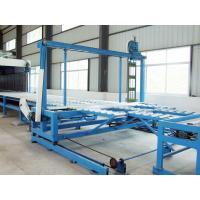 China Automatic Polyurethane Sponge Making Machine With Siemens Inverter on sale