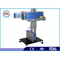 Leather / Plastic / Rubber Laser Welding Machine CO2 Laser Marking Machine