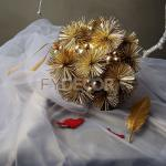 Gold Ball Decorations for Celedration And Party Decor