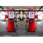 Filtro automático de la limpieza de uno mismo de la filtración del agua de la industria