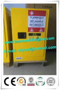 China Flammable Industrial Safety Cabinets Chemical Fireproof Storage Cabinet on sale