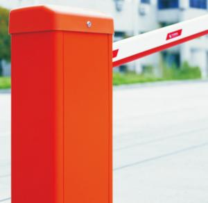 China Automatic traffic barrier gate on sale
