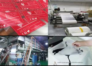 China High Quality Matte Cold Peel Heat Transfer Film At Competitive Prices For Screen Printing With Plastisol Heat Transfers on sale