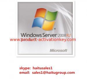 China Windows Server 2008 R2 Standard OEM key online activation server key on sale