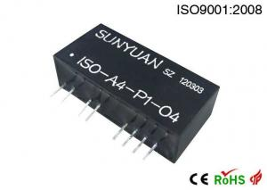 China Three-port Isolation Analog Signal Amplifier Transmitter for 4-20mA Sensor supplier
