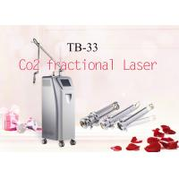 10600nm Co2 Fractional Laser Machine For Acne Scars , Vaginal Tightening Skin Renewal Machine