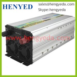 China 3000W Modify Sine Wave DC/AC Power Inverters 12V/24V 110/220/230/240V off-Line High Frequency for Solar system on sale