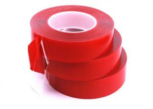 Quality Good Adhesion Auto Double Sided Acrylic Foam Tape For Pasting Nameplate for sale