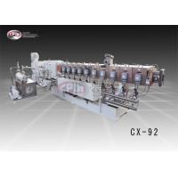 China CPM Ruiya Extrusion Polymer Extrusion Machine For Battery Separator Process PLC Control on sale