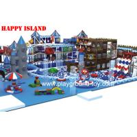 China LLDPE Indoor Playground Equipment For Toddlers With CE GS Eco-Friendly on sale
