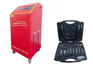 China 150W Automatic Transmission Flush Machine / Torque Converter Atf Flush Machine on sale