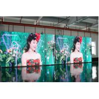 China SMD3535 P8 Outdoor SMD Led Display Screen For Rental Event