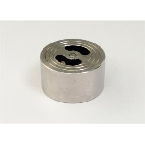 China 304 / 316L Stainless Steel Valves Wafer Type Check Valve 200PSI on sale