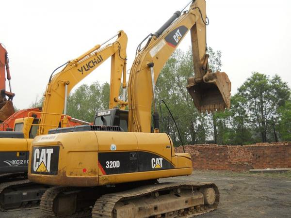 CAT 320 Excavator hot sale , Excavator Caterpillar CAT 320D