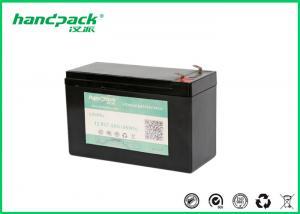 China 12.8V7.5Ah LiFePO4 Solar Storage Lithium Battery Pack on sale